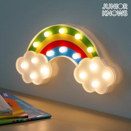 Svietiaca LED dúha