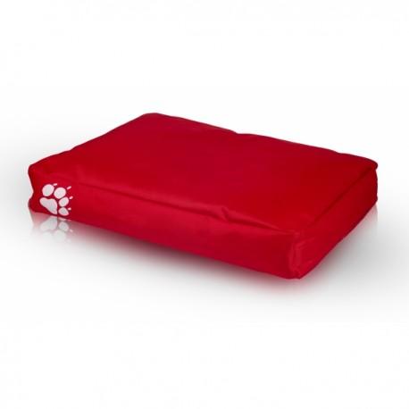Vankúš pre psa a mačku ECOPUF - large NC12 - Červená