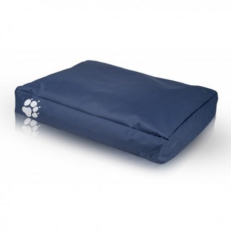 Vankúš pre psa a mačku ECOPUF - large NC8 - Tmavo modrá
