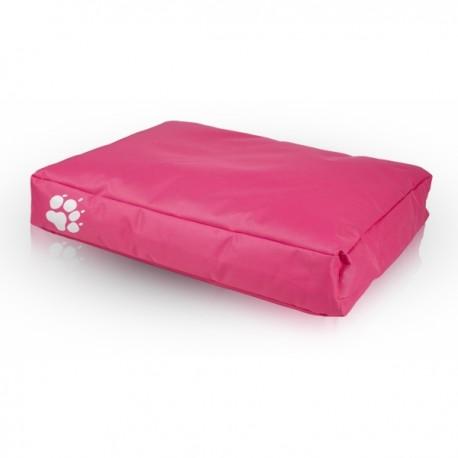 Vankúš pre psa a mačku ECOPUF - large NC10 - Rúžová