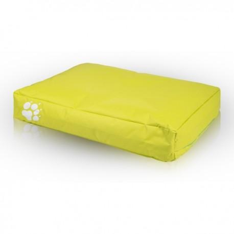 EF2062 Pelech pre psa a mačku - Vankúš ECOPUF - large NC1 - Svetlo zelená
