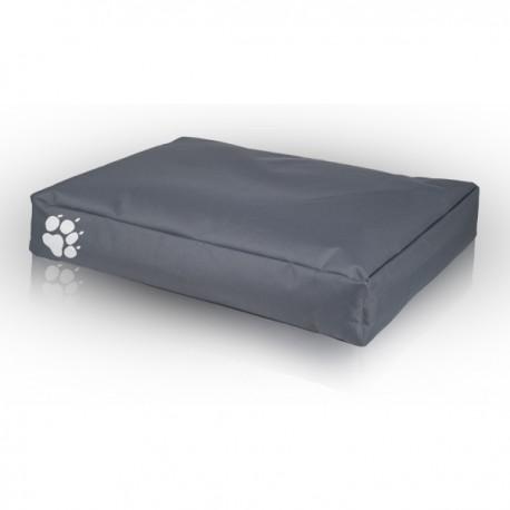 Vankúš pre psa a mačku ECOPUF - large NC16 - Tmavo sivá