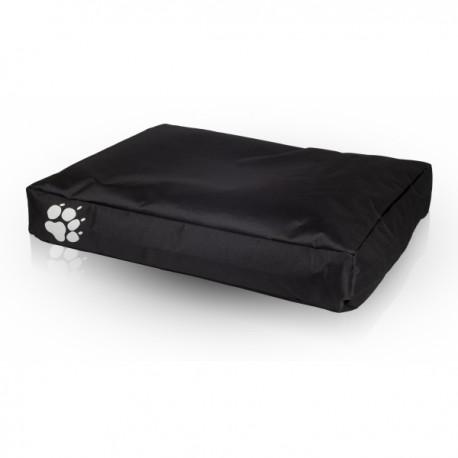 Vankúš pre psa a mačku ECOPUF - large NC14 - Čierna