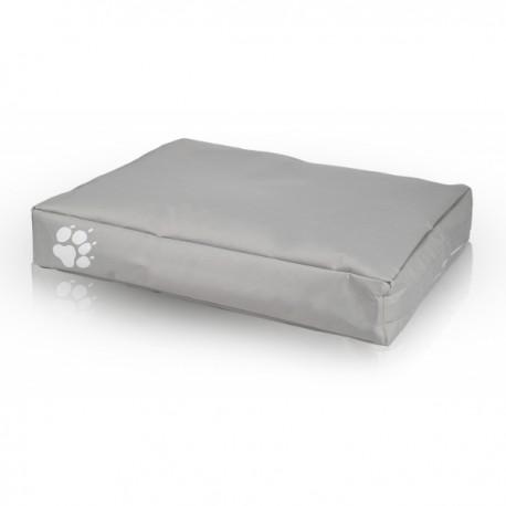 Vankúš pre psa a mačku ECOPUF - large NC13 - Svetlo sivá