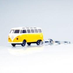 Prívesok na kľúče s LED svetlom - dodávka VW