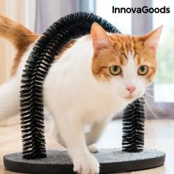 Škrabadlo pre mačky s masážnym oblúkom Innovagoods