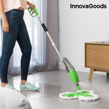 INNOVAGOODS TRIPLE DUST mop so sprejom