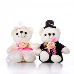 Svadobní medvedíci