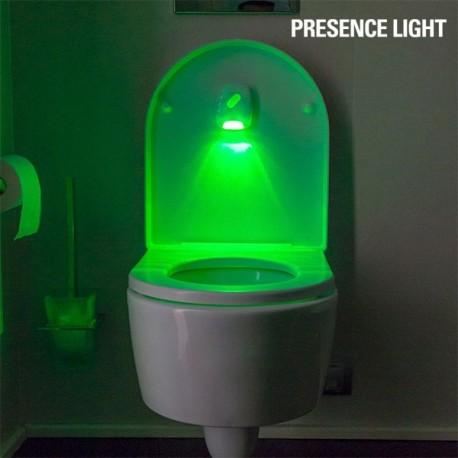 Svetielko na toaletu PRESENCE LIGHT