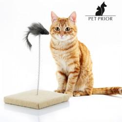 Škrabadlo pre mačky s myšou PET PRIOR