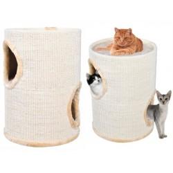 Domček pre mačky 50cm béžový