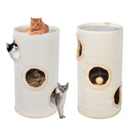 Domček pre mačky 70cm béžový