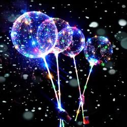 LED svietiaci balón