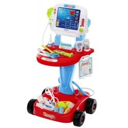Malá lekárska zostava - vozík