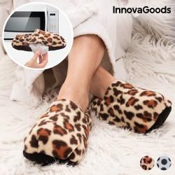 Papuče na nahrievanie v mikrovlnke Jungle InnovaGoods