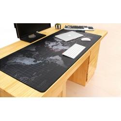 Podložka na stôl - Mapa sveta - 30x80x0,2cm