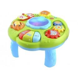 Okrúhly interaktívny stolík SI4487