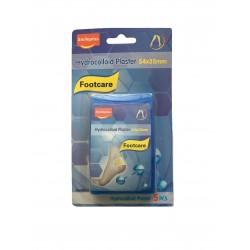 Footcare náplasti na pľuzgiere 5ks