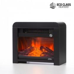 Elektrický sľudový krb Eco Class Heaters EF 1200 W