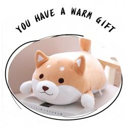 Dekoračný vankúš psík Shiba