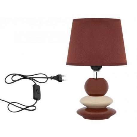 Nočná lampa Kamienie L6482