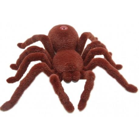 Hnedý pavúk na ovládanie