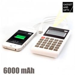 H3505123 Powerbank kalkulačka 6000 mAh