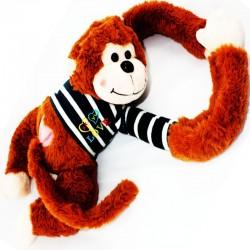 Plyšová opička s dlhými rukami 70cm
