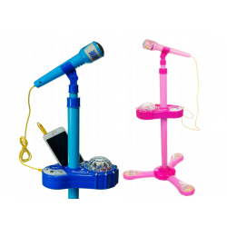 Detské karaoke so stojanom
