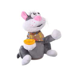 Pokladnička vtipná mačička