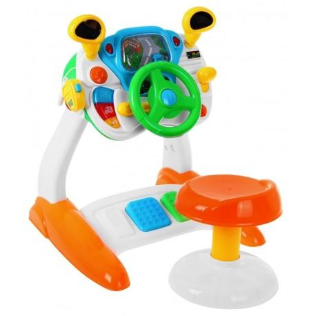 Detský interaktívny simulátor jazdy