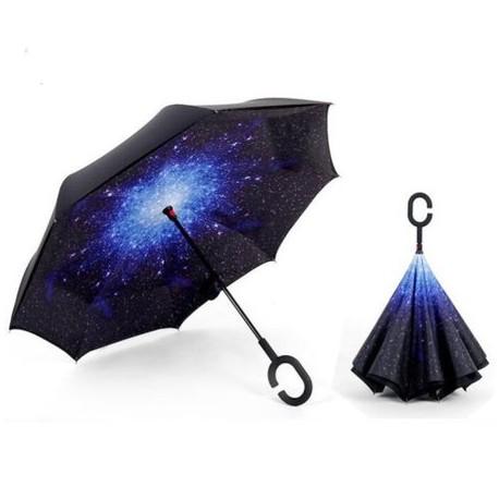 Obrátený dáždník - Vesmír