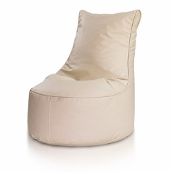 Sedací vak ECOPUF - SEAT S - ekokoža