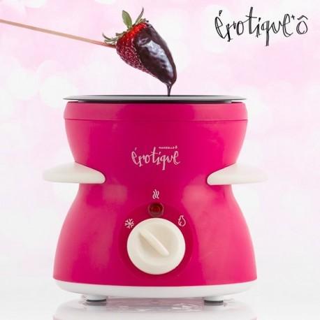 InnovaGoods Mini set na čokoládové fondue Erotique Ô. 250ml