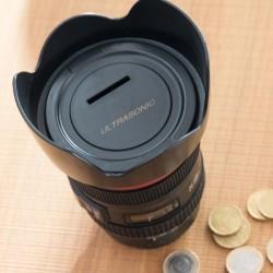 Pokladnička objektív k fotoapáratu