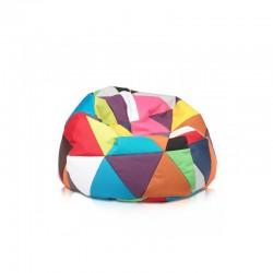 Sedací vak ECOPUF - SAKWA M polyester farebný