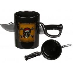 Hrnček Pirát 250ml