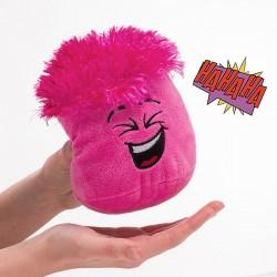 Smejúca sa plyšová hračka 14cm
