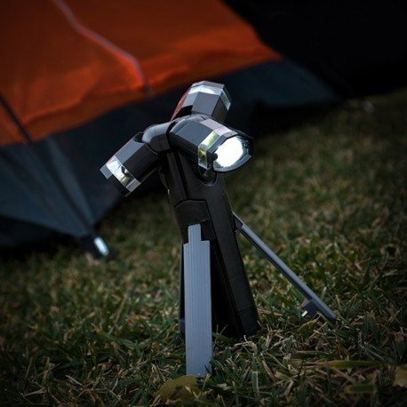 InnovaGoods LED svietidlo s trojnožkou 3 V 1 Total Torch
