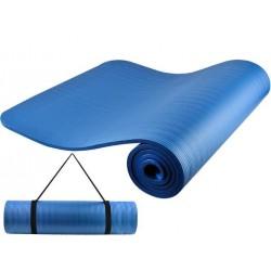 YB2203 Fitness podložka 1cm s ramienkom