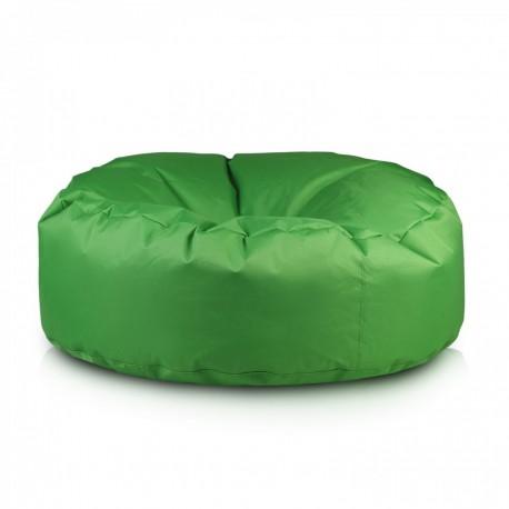 Ecopuf Sedací vak ECOPUF - ISLAND - polyestér NC2 - Zelená
