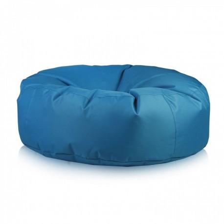 Ecopuf Sedací vak ECOPUF - ISLAND - polyestér NC6 - Modrá