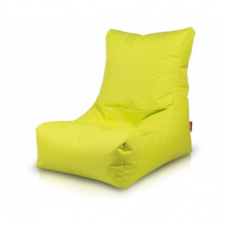 Sedací vak ECOPUF - SAKURA - polyester