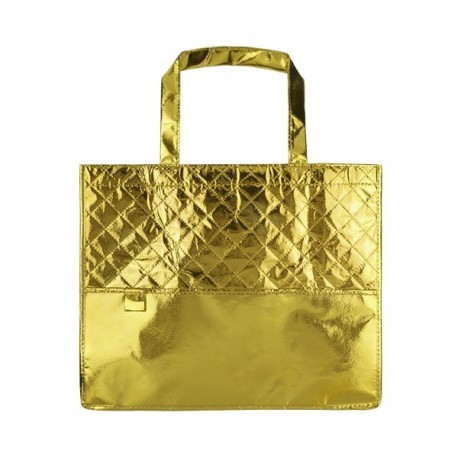 DR Viacúčelová taška Zlatá