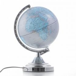 Lampa - Glóbus SHINE INLINE - strieborný