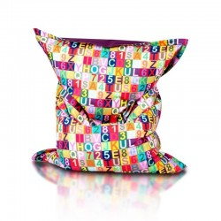 Sedací vankúš Ecopuf - Pillow MODERN KIDS polyester