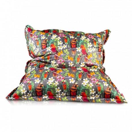 Sedací vankúš Ecopuf - Pillow M JUNGLE