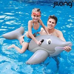 Nafukovací delfín 152x90cm
