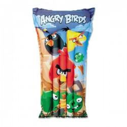Nafukovací lehátko Angry Birds Bestway