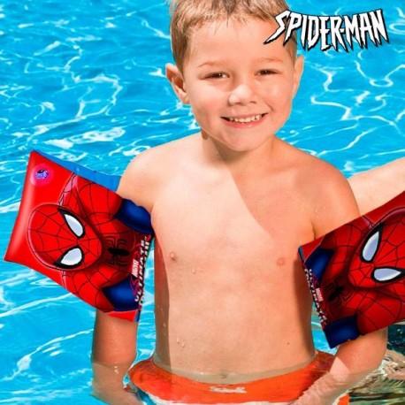 98001 DR Nafukovacie rukávniky Spiderman BESTWAY